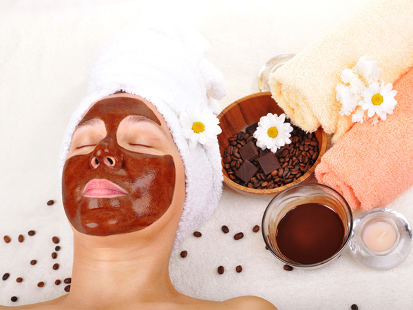 coffee mask on face for Natural Glowing Skin