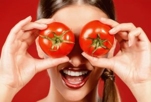 tomato benifits for helth nd skin