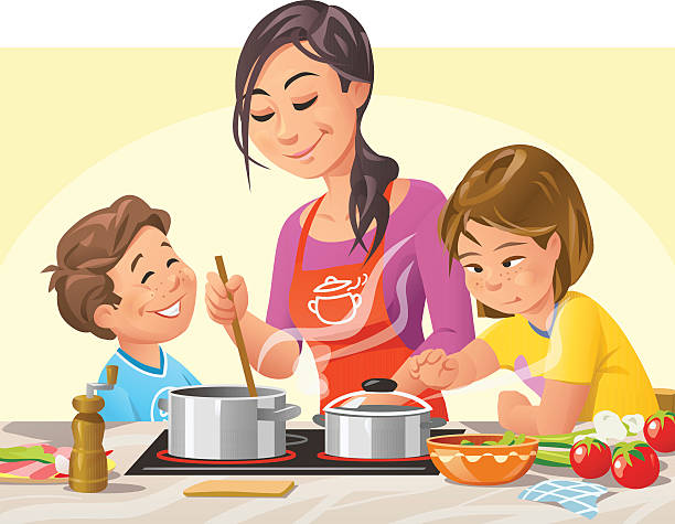Mothers Day 2020: Cooking Mom
