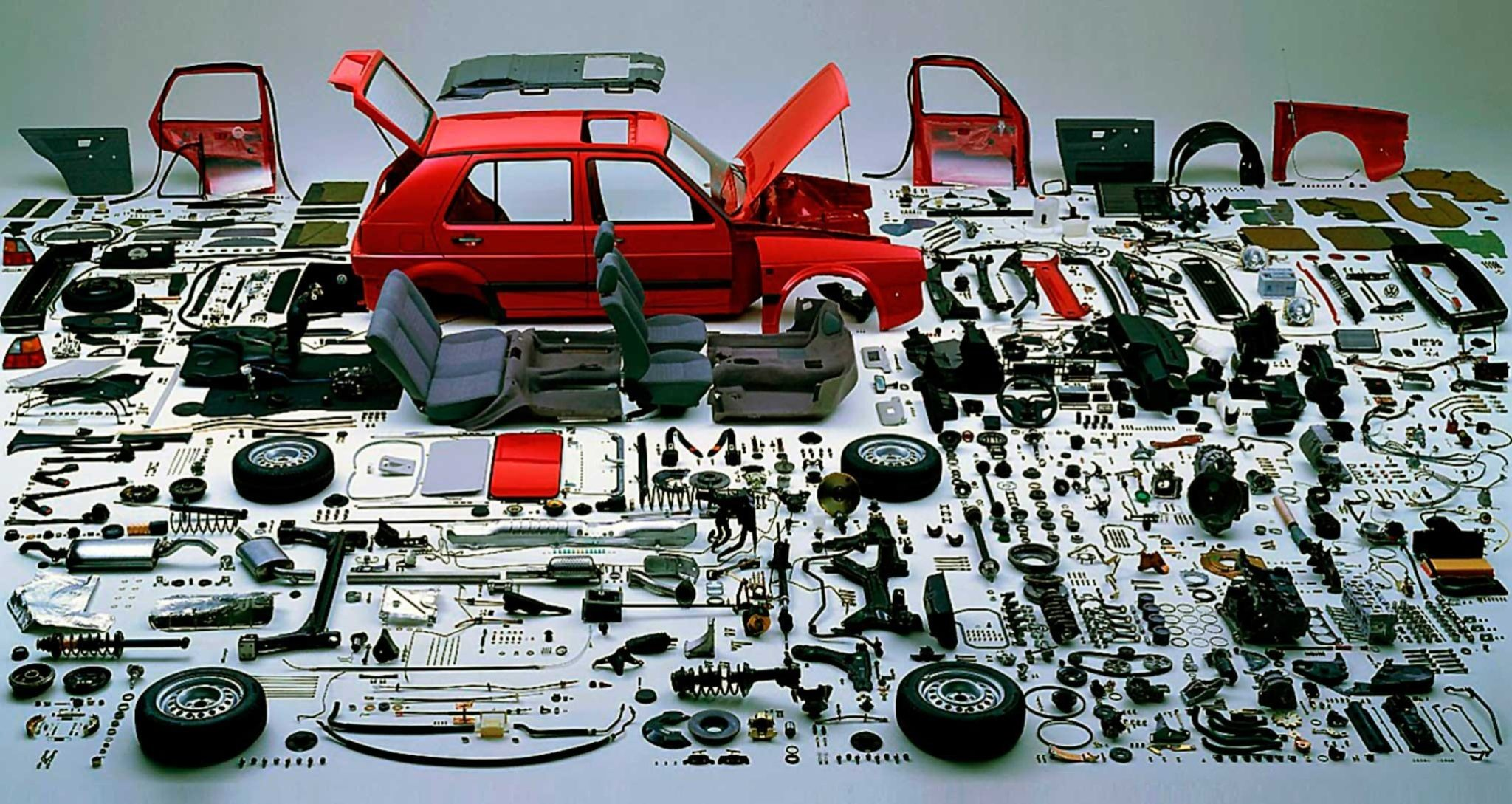 China in Automobile Parts